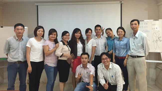 【Training】Basic Logical Thinking Course held in April, 2018